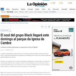BLACK_GALICIA_MUSICA_SOUL_NEGRA_Cambre_opinión
